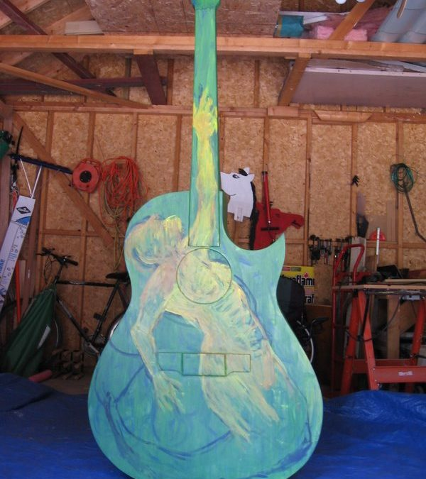 Continuing the Guitar